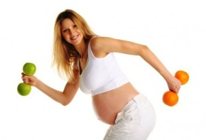 Боли в грудном отделе позвоночника при беременности