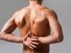Причины боли в левой лопатке сзади