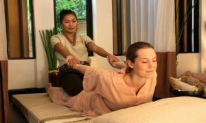 Лечебный массаж при радикулите
