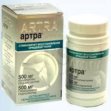 Лечение препаратом Артра: свойства и отзывы