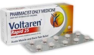 Таблетки Вольтарен: особенности применения, кому их лучше не принимать, и что говорят отзывы о препарате?