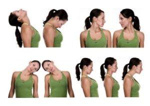 Упражнения при шейном кифозе