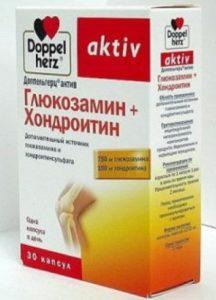 Глюкозамин Хондроитин от Доппельхерц: цена и инструкция по применению