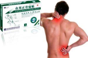 Китайский ортопедический пластырь Zb Pain Relief: описание, цена и отзывы