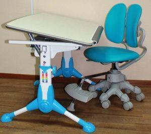 Особенности детского ортопедического кресла для школьника