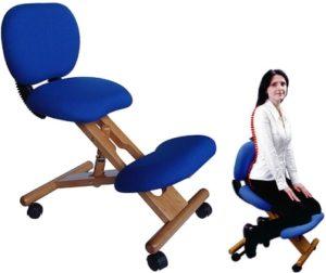Ортопедический коленный стул: что это такое и для кого он нужен?