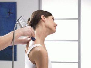 Ударно-волновая терапия шейного отдела