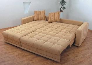 Здоровый сон: выбор правильного дивана с ортопедическим матрасом