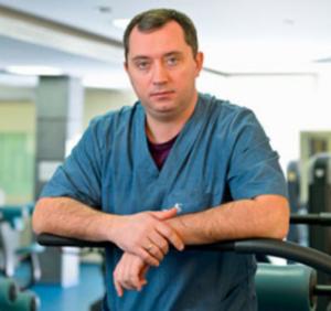 Доктор и массажист Александр Шишонин