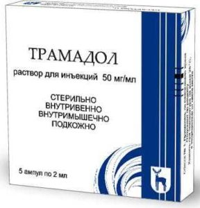 Общая информация о препарате Трамадол