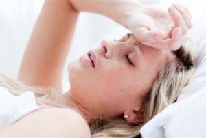 Побочные эффекты после приемаТрамадола