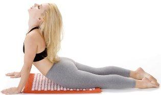 Гимнастика для укрепления мышц спины и позвоночника - фото и видео