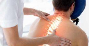 Как самостоятельно определить склероз позвоночника