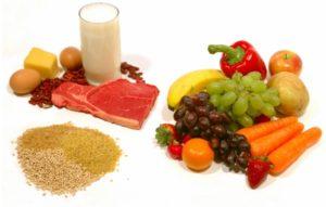 Особенности питания при болезни Бехтерева