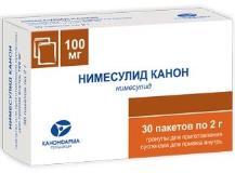 Таблетки и порошок Нимесулид от спинных болей - для чего назначают, инструкция по применению, аналоги, цена, отзывы