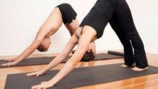Йога для здоровой спины и позвоночника - домашний комплекс