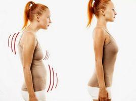 Сутулость спины - причины, как подобрать упражнения и выбрать корсет, массаж, отзывы