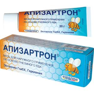 Апизартрон мазь: инструкция по применению, от чего помогает, состав, цена, аналоги с пчелиным ядом, отзывы